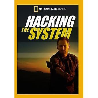 Hacken van de systeem [DVD] USA import