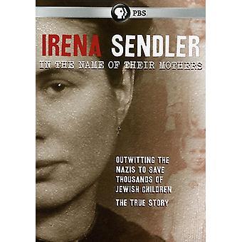 Irena Sendler: em nome de suas mães [DVD] EUA importar