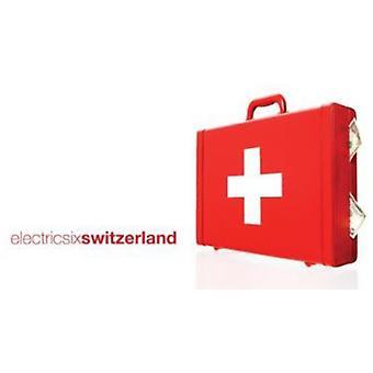 Elétrico 6 - importação de EUA Suíça [CD]