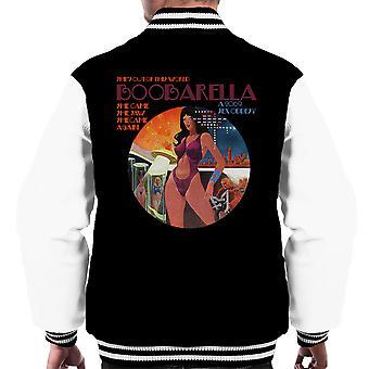 Boobarella A 2069 Sex Oddesy Men's Varsity Jacket