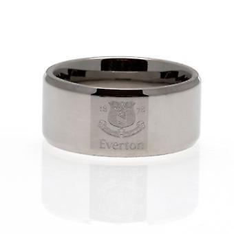 Everton bandet Ring Small