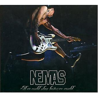 Nemas - If We Could Play Faster We Would [CD] USA import