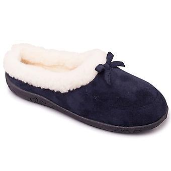 Foulard a aderente Womens Pantofole