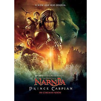 Chronicles of Narnia Prinssi Kaspian-elokuvan juliste (27 x 40)