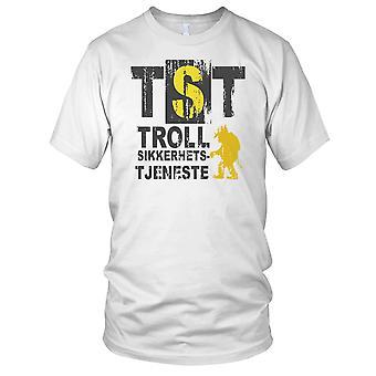 TST Troll Hunters Mens T Shirt