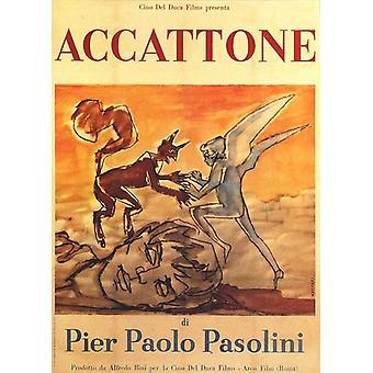 Accattone Movie Poster (11 x 17)