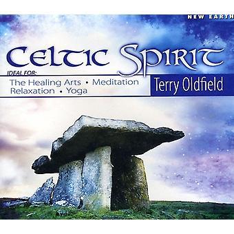 Terry Oldfield - Celtic Spirit [CD] USA import