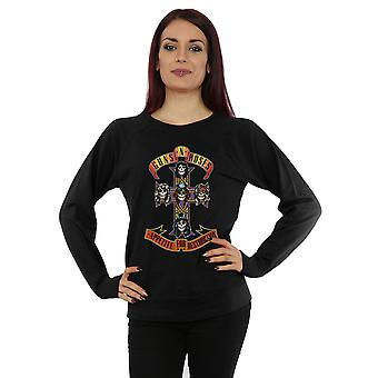 Guns N Roses Women's Appetite For Destruction Sweatshirt