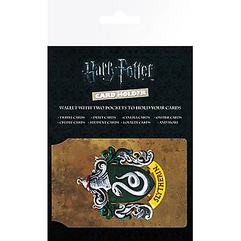 Harry Potter offizielle Slytherin Design Travel Card Wallet