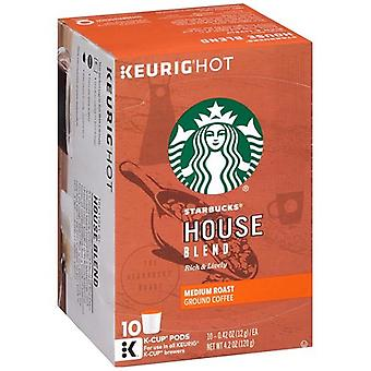 Starbucks House Blend Medium Keurig K-Cups