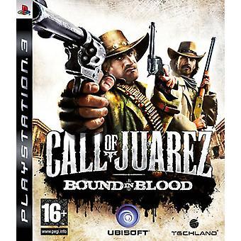 Call Of Juarez Bound In Blood (PS3) - Usine scellée