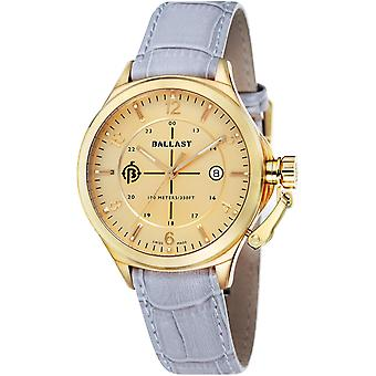 Balast Men ' s inox Watch TRAFALGAR Dress 3 data de mână