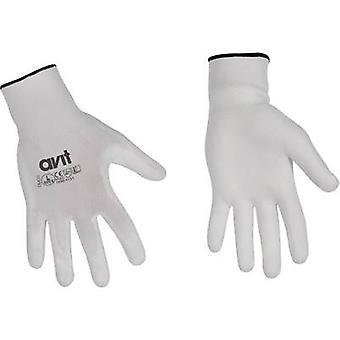 AVIT AV13074 Nylon Protective glove Size (gloves): 9, L EN 388 , EN 420 1 Pair