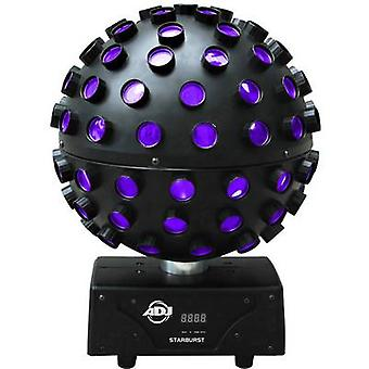 ADJ STARBURST LED effect light No. of LEDs:5 x 15 W