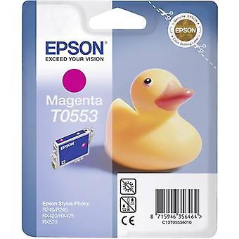 Epson inkt T0553 oorspronkelijke Magenta C13T05534010
