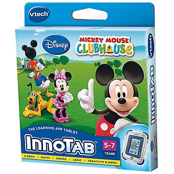 VTech Innotab Mickey Mouse clubhuis leren Cartridge