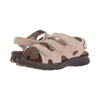 Drew Shoe dame Bayou åben tå afslappet Strappy sandaler
