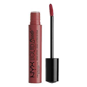 NYX PROF. MAKEUP Liquid Suede Cream Lipstick - Soft Spoken