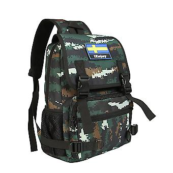 CAMOUFLAGE Backpack in durable fabric