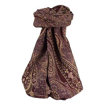 Mens Muffler Scarf 9829 Fine Pashmina Wool by Pashmina & Silk