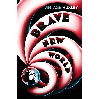 عالم جديد بالدوس هكسلي--مارغريت اتوود-9780099518471 شجاع بو