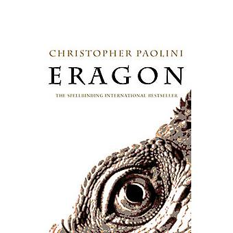Eragon by Christopher Paolini - 9780552155519 Book