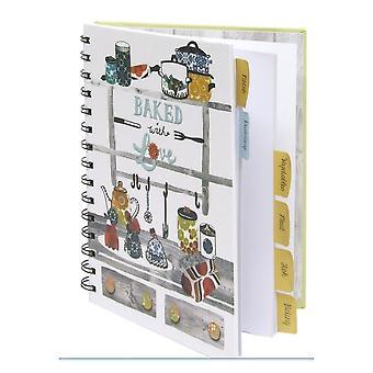 Disaster Baking Notebook CR BK LOV