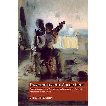 Dans på raden färg - African American klåpare i 1800-