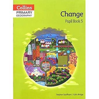 Livro de aluno geografia primária Collins 5 (Geografia primária)