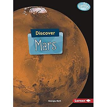 Löydä Mars (valonheitin Books (TM)--löydä planeetat)