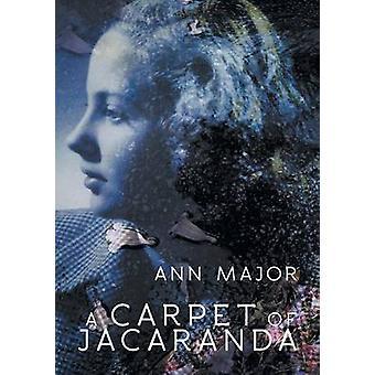 A Carpet of Jacaranda by Major & Ann