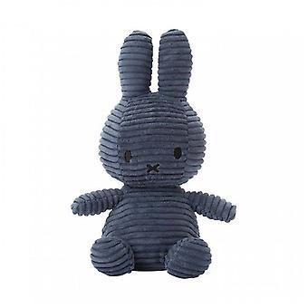 Miffy Corderoy Umarmung 23 cm blau
