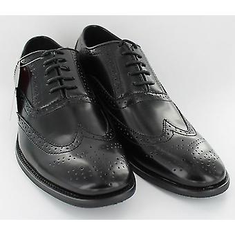 Mens Pierre Cardin Formal Lace Up Brogues Martin