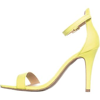 Material Girl Womens Blaire 5 Open Toe Ankle Strap Classic Pumps