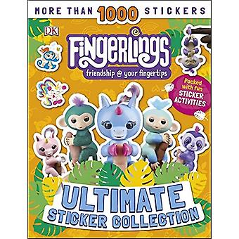 Fingerlings Ultimate Sticker Collection - With more than 1000 stickers