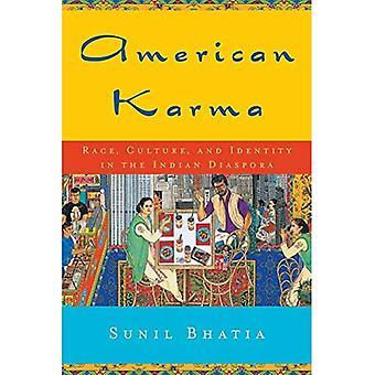 Amerikanisches Karma: Rasse, Kultur und Identität in der indischen Diaspora (Qualitative Studien in Psychologie)