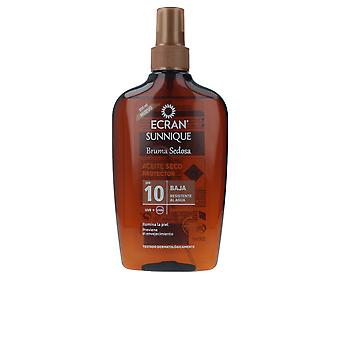 Ecran ecran Sunnique Oil spray Spf10 200 ml unisex