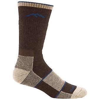 Darn Tough Chocolate Mens Hiker Boot Full Cushion Sock