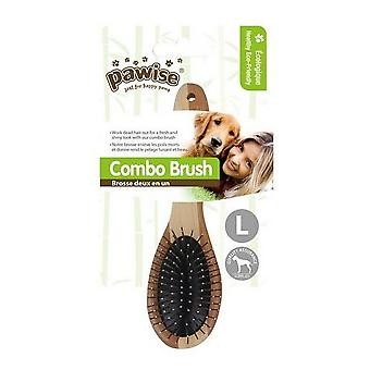Pawise Dog Grooming Combo Brush