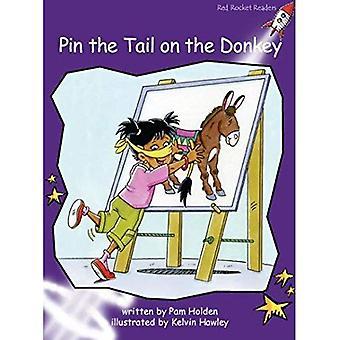 PIN de staart op de ezel: niveau 3: vloeiend (rode raket lezers: fictie set A)