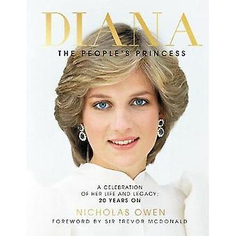 Diana - Prinzessin der Volksrepublik von Nicholas Owen - 9781780979328 Buch