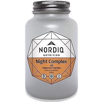 NORDIQ Nutrition Night Complex Vegicaps 60
