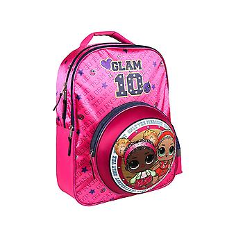 L.O.L. Surprise! LOL Glam 3D Satchel backpack 41x30x11, 5cm
