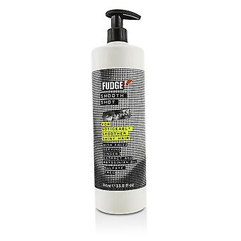 Fudge Smooth Shot Shampoo (For Noticeably Smoother Shiny Hair) 1000ml/33.8oz