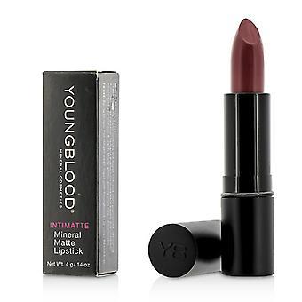 Youngblood Intimatte Mineral Matte Lipstick - #Vamp 4g/0.14oz