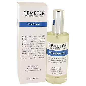 Demeter wildflowers cologne spray by demeter 534097 120 ml
