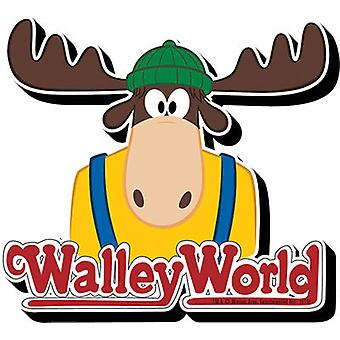 Magnet - Walley World - Logo New Toys Licensed 95300
