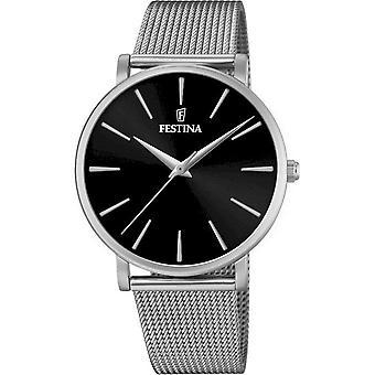 Festina - Wristwatch - Women - F20475/4 - Boyfriend Collection