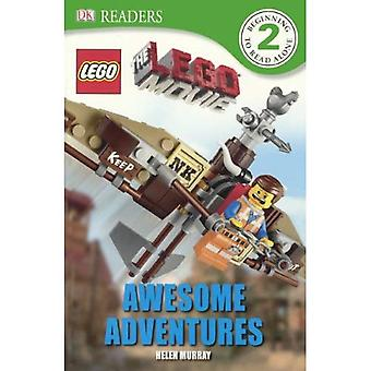 The Lego Movie: Awesome Adventures (DK Readers: Level 2)