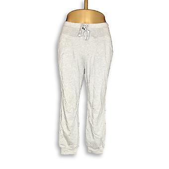 Anybody Women's Pants XXS Light French Terry Grey A306961